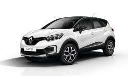 Новинки от Рено: кроссовер Renault Kaptur