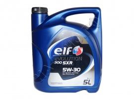 Масло моторное ELF EVOLUTION 900 SXR 5W-30 5 л. - Фото 1