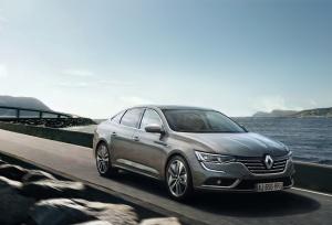 Новинки от Рено: седан Renault Talisman