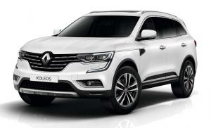 Renault Koleos: продажи стартовали